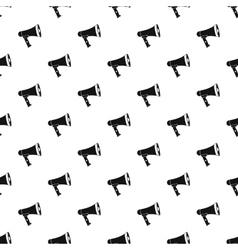 Loudspeaker pattern simple style vector image