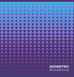 Modern futuristic abstract geometric cover vector