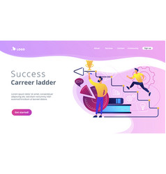 Business coaching concept vector