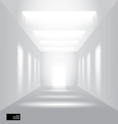 Hall perspective vector