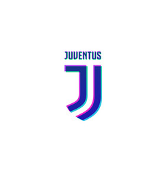 juventus official logo design icon symbol vector image
