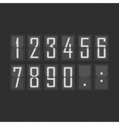 Flip numbers vector