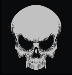 Skulls Head vector image