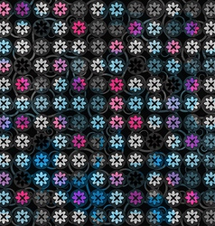 abstract color seamless vector image vector image