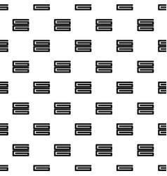 clothes stack pattern seamless vector image