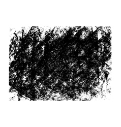 hand drawn grunge textures vector image