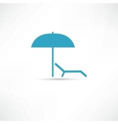 Recreation icon vector