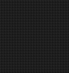 Black retro pattern background vector image