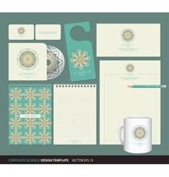identity design vector image