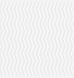 abstract white zigzag seamless pattern vector image