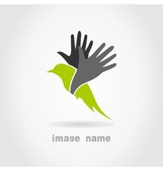 Birds4 vector image vector image
