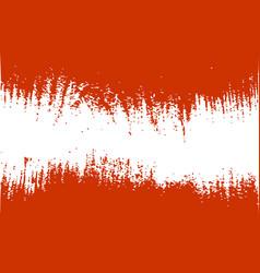 austria flag design concept vector image