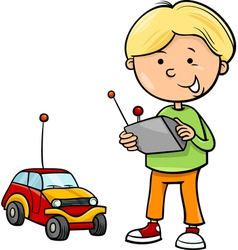 Toy Remote Control Car Vector Images Over 230