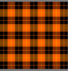 Halloween tartan plaid scottish cage background vector