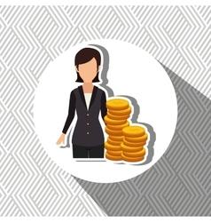Money Saver design vector image