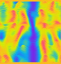 Ultraviolet radiation seamless pattern vector