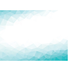 blue white background vector image