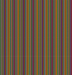 Colored striped texture vector image