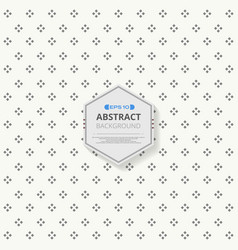 abstract of square pattern in geometric background vector image