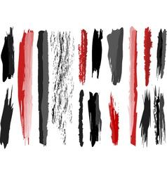 grungy design element vector image