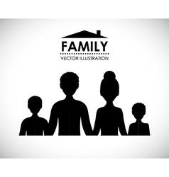 Family design vector