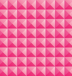 triangle pink love texture seamless background vector image