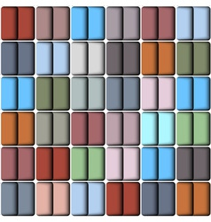 Abstract structure in pastel tones vector image vector image