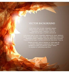 Abstract shiny ackground vector