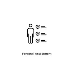 Personal assessment vector