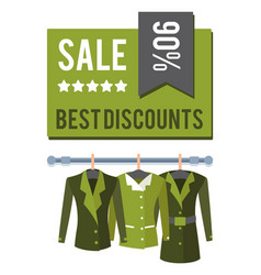 Sale discounts 90 total sale special offer llabel vector
