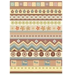 Stripe pattern wallpaper vector