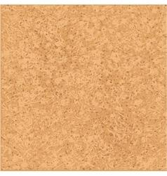 cork board texture vector image vector image