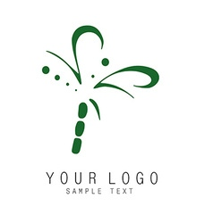 Sign logo vector image