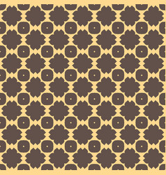 art deco seamless pattern background antique vector image