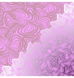 Abstarct pink background vector image vector image