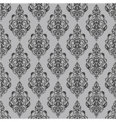 royal pattern vector image vector image