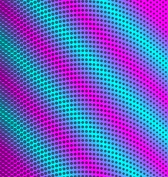 Halftone blurred background vector