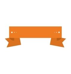 label ribbon icon design vector image