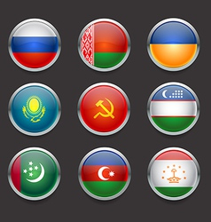 Flags01 vector image vector image