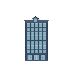 Building real estate vector image