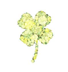 Isolated clover leaf vector