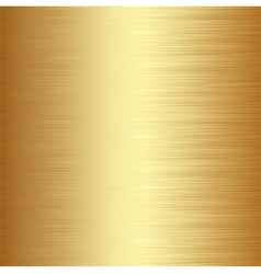 Scratched golden background vector