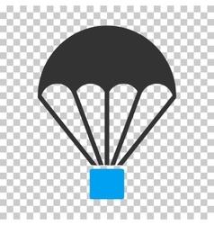 Parachute Icon vector image vector image