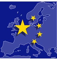 Euro china vector