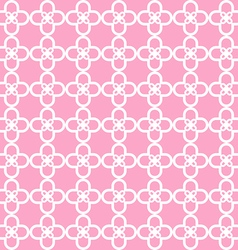 Cherry Blossoms Pattern vector image vector image