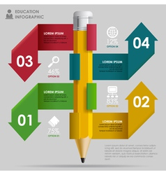 Education Template vector