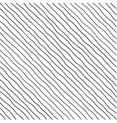 Fabric seamless pattern with textile line texture vector