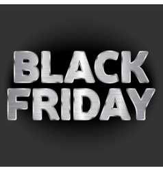On the theme of black friday vector