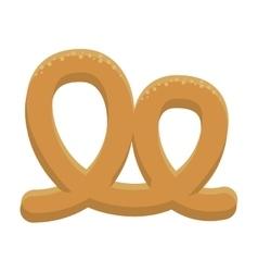 cinamon roll bakey icon design vector image vector image