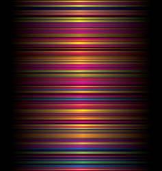 vert stripe warm vector image